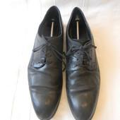 Кожаные туфли Yorn р. 45 дл.ст 31см