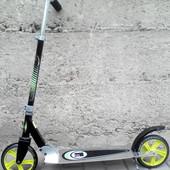 Самокат Scooter до 80 кг.