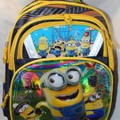 """В наличии! Большой выбор Школьный рюкзак """"3D"""""""