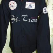 Стильная брендовая рубашка оригинал Angel  San Tropez s-м