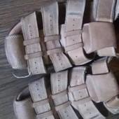 Мужские сандалии , кожа ..размер 43, 29 см по стельке