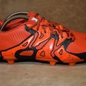 Бутсы Adidas x 15.3 fg/ag S83176. Камбоджа. 40 р.