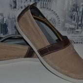 кларкс туфли-мокасины 30 см