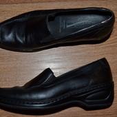 Р. 36,5 - 23,5 см. Medicus Германия. Туфли на танкетке, мокасины, оксфорды фирменные оригинал