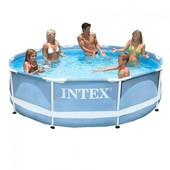 Бассейн каркасный Intex 28700 Prism Frame Pool 305 х 76 см
