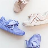 Кроссовки Puma х Rihanna Fenty Bow Sneaker, р. 36-39, цвета в ассорт, код fr-1350