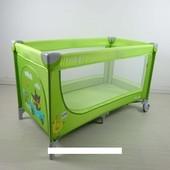 Манеж Carrello Piccolo crl-7303 Green***