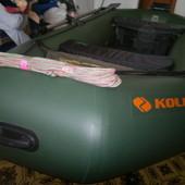 надувная гребная лодка Kolibri к-280ст (колибри к-280ст)