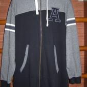 Пижама хлопковая, размер L, рост до 185 см