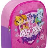 Дошкольный рюкзак детский рюкзак Щенячий патруль для девочки розовый