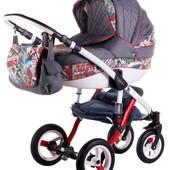 Универсальные коляски Adamex Aspena огромный выбор. Наличие и под заказ
