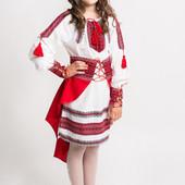 Вишитий костюм Веснянка