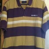 Футболка, рубашка поло р-р 52-54, хорошее состояние, бренд Henri Lloyd