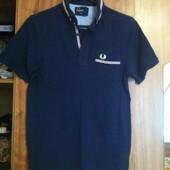 Футболка, рубашка поло р-р 46, отличное состояние, бренд Fred Perry