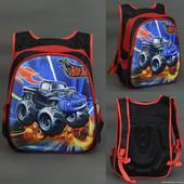 Рюкзак  школьный 55-412