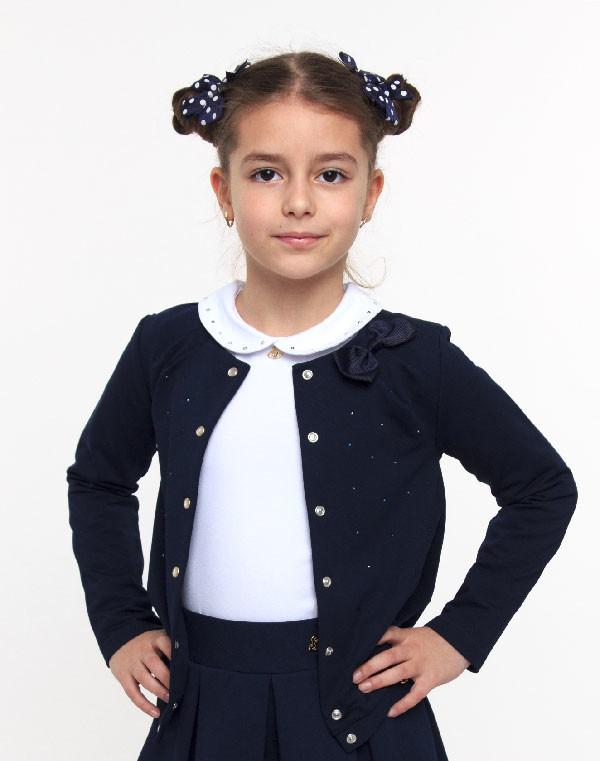 -30% школьная форма, smil, жакет школьный черный, джемпер, кофта фото №1