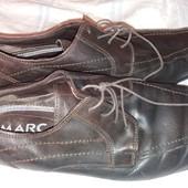 кожаные туфли Marc 44