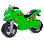 мотоцикл зеленый музыкальный 501 орион