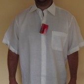 Рубашка с коротким рукавом, тенниска AOFU 40,41,42,44,46.