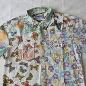 Мужская рубашка Desigual p.XL
