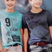 Набор футболок для мальчика 128 футболка Alive Германия