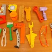 Великий набір якісних інструментів