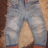 Крутые фирменные джинсы DenimCo (80 см)