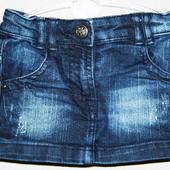 Джинсовая юбка 2-3 года DP (Ди-Пи)*