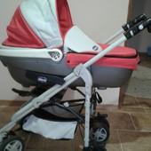 Продам коляску Chicco  2в1. Покупалась заграницей