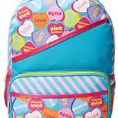 Рюкзак Pink Platinum из Америки, размер школьный