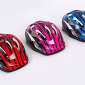 Защитный шлем детский 5610, 3 цвета: размер M-L (7-8 лет)