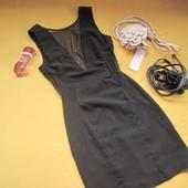Стильное платье,открытая спина,перед и бока-сетка,р.36, Miss Selfridge