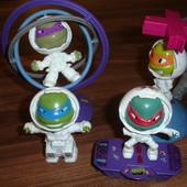 Коллекция Ниндзи Космонавты из Макдональдса