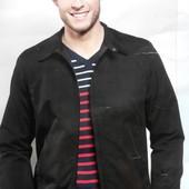 Мужская демисезонная куртка Watsons м,L цвет черный Германия