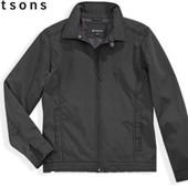 Мужская демисезонная куртка ветровка Watsons р.М цвет черный Германия