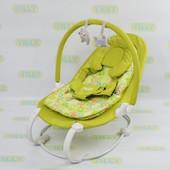Детский шезлонг BT-BB-0004 (зеленый)