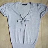женская футболка-блузка Dorothy Perkins размер 10 ( наш 44)