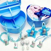 Подарочный набор для девочки, Холодное сердце, Пеппа, Китти, Белоснежка