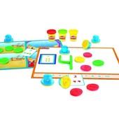 Игровой набор  Play-Doh Shape and Learn Цифры и счет