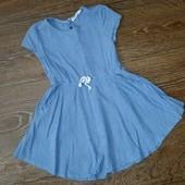 платье H&M  3-4 года рост 104 см