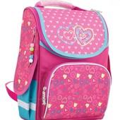 Рюкзак Smart 553340 каркасный PG-11 2 hearts