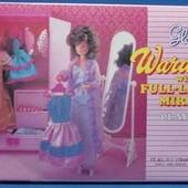 Набор мебели для кукол Gloria Гардеробная