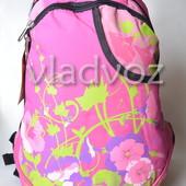 Рюкзак для девочки подростка Five Club розовый 3383