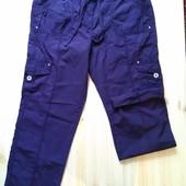 Котоновые брюки на каждый день размер 10