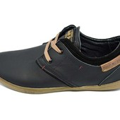 Распродажа!!!! Туфли мужские кожа Multi-Shoes Footwear Lac черные