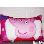 buheirf - подушка детская  3 D картинка свинка Пеппа Peppa Pig