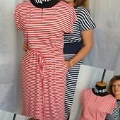 Сукня жіноча з віскозного трикотажу