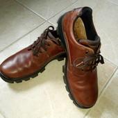 р.44 Ecco gore-tex туфли мужские