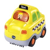 VTech Go! Go! Интерактивная машинка такси smart wheels taxi