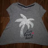 Модная  футболка I love girlswear